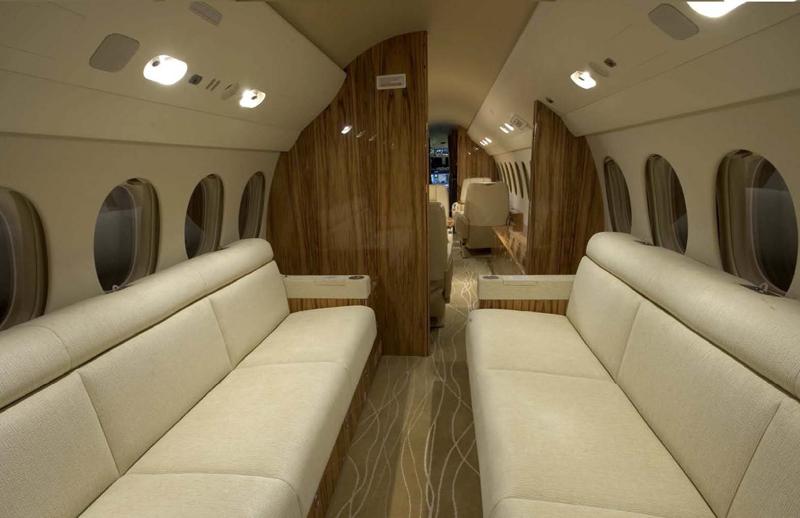 Dijual Dassault Falcon 7X 2012