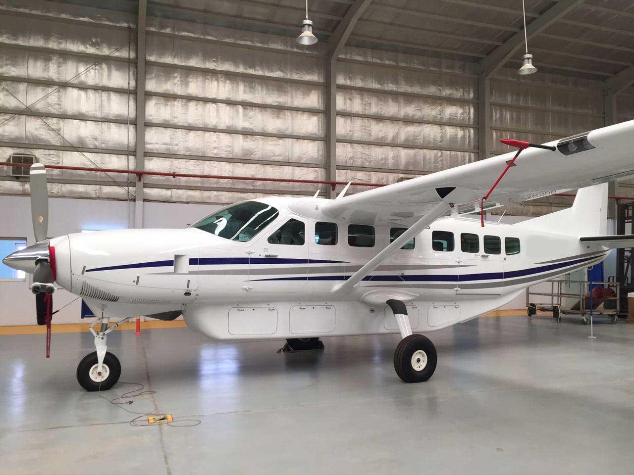 Cessna C208 Grand Caravan New Aerotekavia